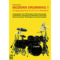 Lektionsböcker Leu Modern Drumming Bd. 1