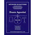 Libros didácticos Agostini Methode de Batterie Vol.2 - Technique Fondamentale