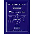 Manuel pédagogique Agostini Methode de Batterie Vol.2 - Technique Fondamentale