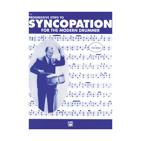 Libros didácticos Alfred KDM Syncopation for the Modern Drummer