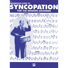 Alfred KDM Syncopation for the Modern Drummer « Leerboek