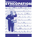 Libro di testo Alfred KDM Syncopation for the Modern Drummer