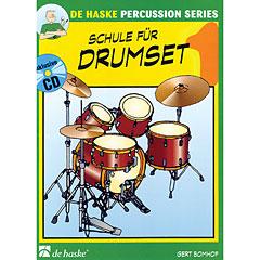 De Haske Schule für Drumset 1 « Libros didácticos
