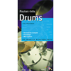 Schott Pocket-Info Drums « Manuel