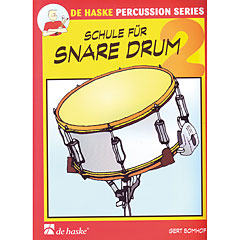 De Haske Schule für Snare Drum 2 « Instructional Book