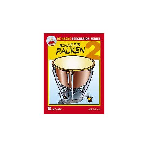 Libros didácticos De Haske Schule für Pauken 2