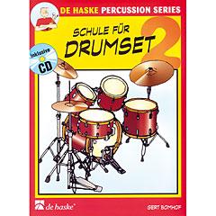 De Haske Schule für Drumset 2 « Libros didácticos