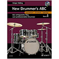 Libro di testo Schott Drummers ABC Bd.1