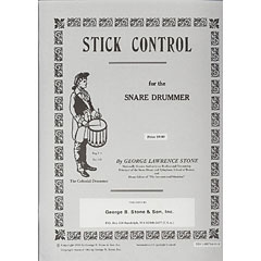 Advance Music Stick Control f.Snare Drummer « Leerboek