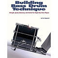 Instructional Book Music Sales Building Bass Drum Technique