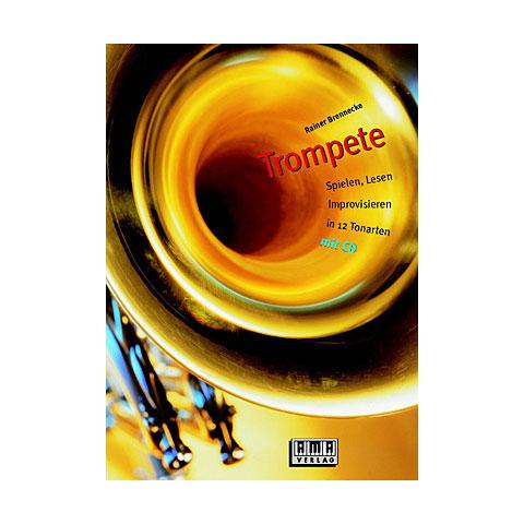 Libros didácticos AMA Trompete - Spielen Lesen Impr.