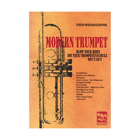 Libros didácticos Leu Modern Trumpet