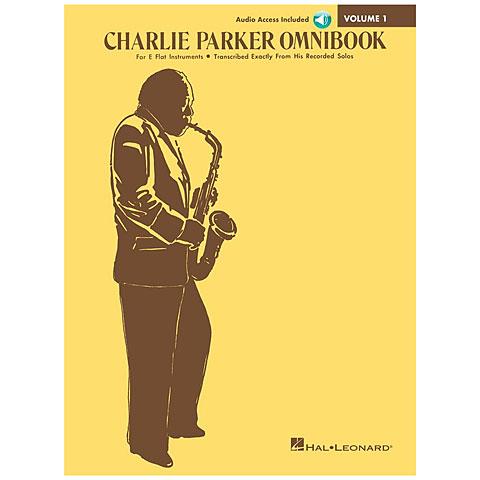 Warner Charlie Parker Omnibook Eb-Edition
