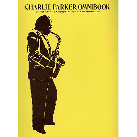 Recueil de morceaux Warner Charlie Parker Omnibook Eb-Edition