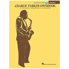 Hal Leonard Charlie Parker Omnibook Eb-Edition « Songbook