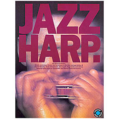 Music Sales Jazz Harp « Instructional Book