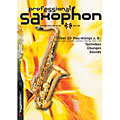 Instructional Book Voggenreiter Professional Saxophon