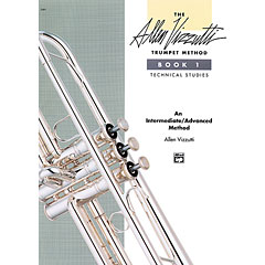Alfred KDM Allen Vizzutti Trumpet Method Bd.1 - Technical Studies « Leerboek