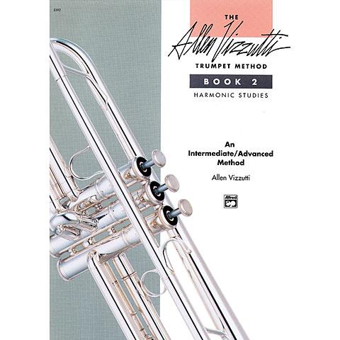 Lehrbuch Alfred KDM Allen Vizzutti Trumpet Method Bd.2 - Harmonic Studies