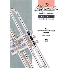 Alfred KDM Allen Vizzutti Trumpet Method Bd.2 - Harmonic Studies « Instructional Book