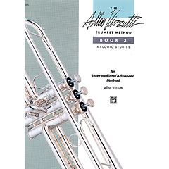 Alfred KDM Allen Vizzutti Trumpet Method Bd.3 - Melodic Studies « Instructional Book