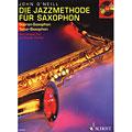 Учебное пособие  Schott Die Jazzmethode für Saxophon 1