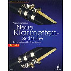 Schott Neue Klarinettenschule Bd.1