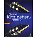 Instructional Book Schott Neue Klarinettenschule Bd.1, Wind Instruments