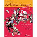 Manuel pédagogique Schott Die fröhliche Klarinette Bd.1