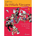 Instructional Book Schott Die fröhliche Klarinette Bd.1, Wind Instruments