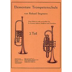Richard Stegmann Musikverlag Elementare Trompetenschule 2. Teil « Lehrbuch