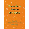 Instructional Book Rapp Saxophon lernen mit Spaß Bd.2, Wind Instruments