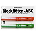 Instructional Book Edition Melodie Blockflöten ABC Bd.1, Books, Books/Media