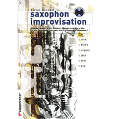 Voggenreiter Saxophon Improvisation « Instructional Book