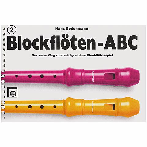 Manuel pédagogique Edition Melodie Blockflöten ABC Bd.2
