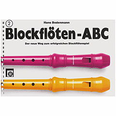 Edition Melodie Blockflöten ABC Bd.2 « Instructional Book