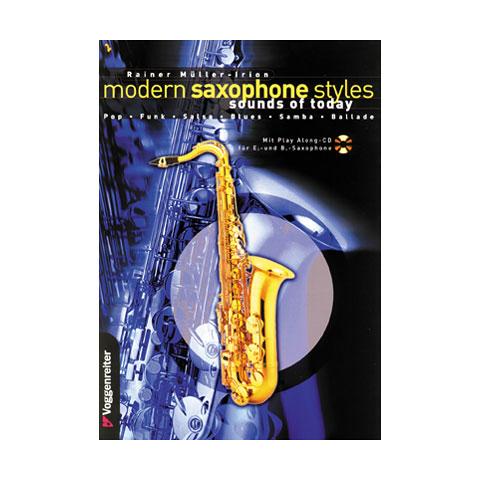 Voggenreiter Modern Saxophon Styles