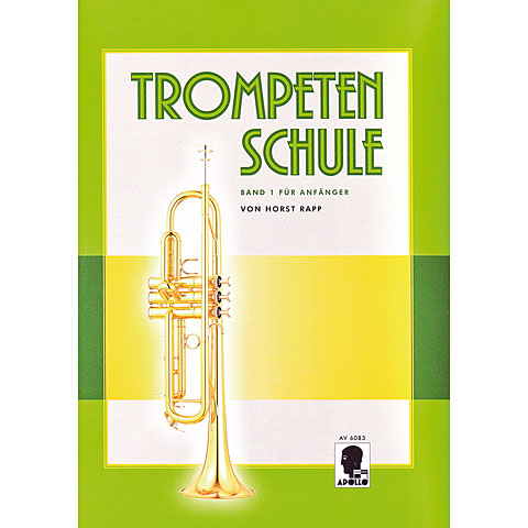 Apollo Trompetenschule für Anfänger