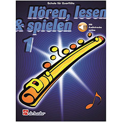 De Haske Hören,Lesen&Spielen Bd. 1 für Querflöte « Manuel pédagogique