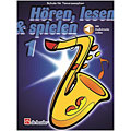 Libro di testo De Haske Hören,Lesen&Spielen Bd. 1 für Tenorsax