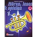 De Haske Hören,Lesen&Spielen Bd. 1 für Trompete  «  Lehrbuch