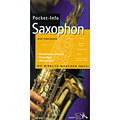 Manualetto Schott Pocket-Info Saxophon