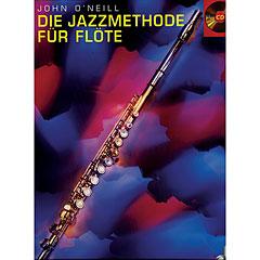 Schott Die Jazzmethode für Flöte « Lehrbuch