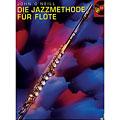 Instructional Book Schott Die Jazzmethode für Flöte