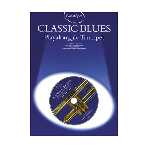 Music Sales Classic Blues for trumpet