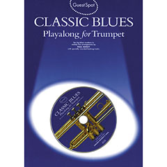 Music Sales Classic Blues - Playalong for Trumpet « Play-Along