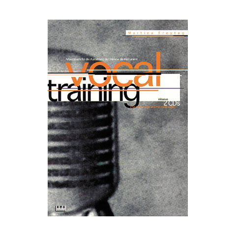 Leerboek AMA Vocal Training