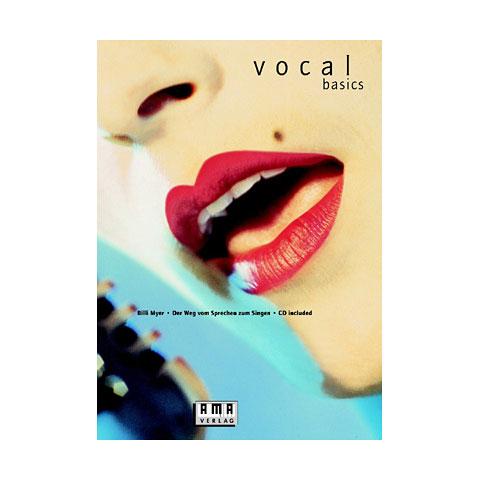 Lehrbuch AMA Vocal Basics