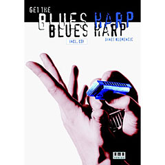 AMA Get The Blues Harp « Instructional Book