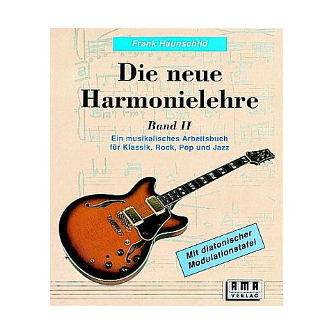 Teoria musical AMA Die neue Harmonielehre Bd.2